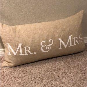 Wedding Gift Pillow